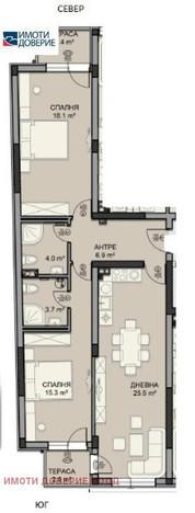 Morizon WP ogłoszenia   Mieszkanie na sprzedaż, 113 m²   9773