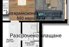 Kawalerka na sprzedaż, Bułgaria Пловдив/plovdiv, 48 m²